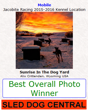 Over all Best Photo Winner