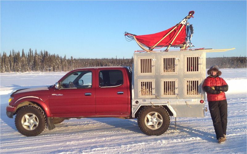 Sled Dog Central: Dog Truck Photos Page 18