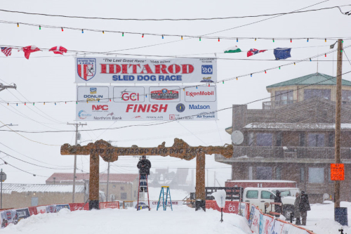 SIX MUSHERS HAVE SEEN THEIR JOURNEY in this year's Iditarod sled dog race come to an end, all within a span of 24 hours. The latest to announce was Robert Redington, who chose to scratch in Elim last night.