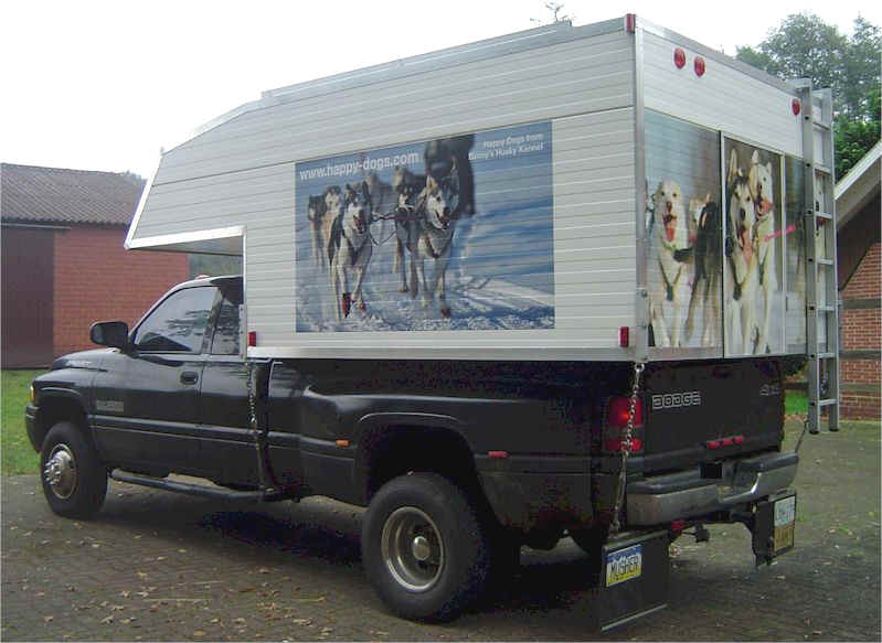 Sled Dog Central Dog Truck Photos Page 10
