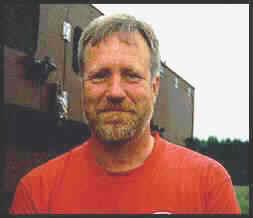 Meet sprint musher john swenson