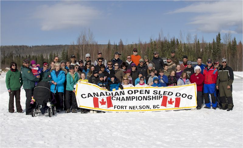 Sled Dog Central 2013 Canadian Open Results